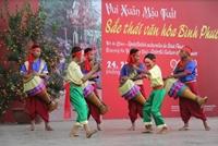 Trải nghiệm văn hóa Bình Phước tại Bảo tàng Dân tộc học