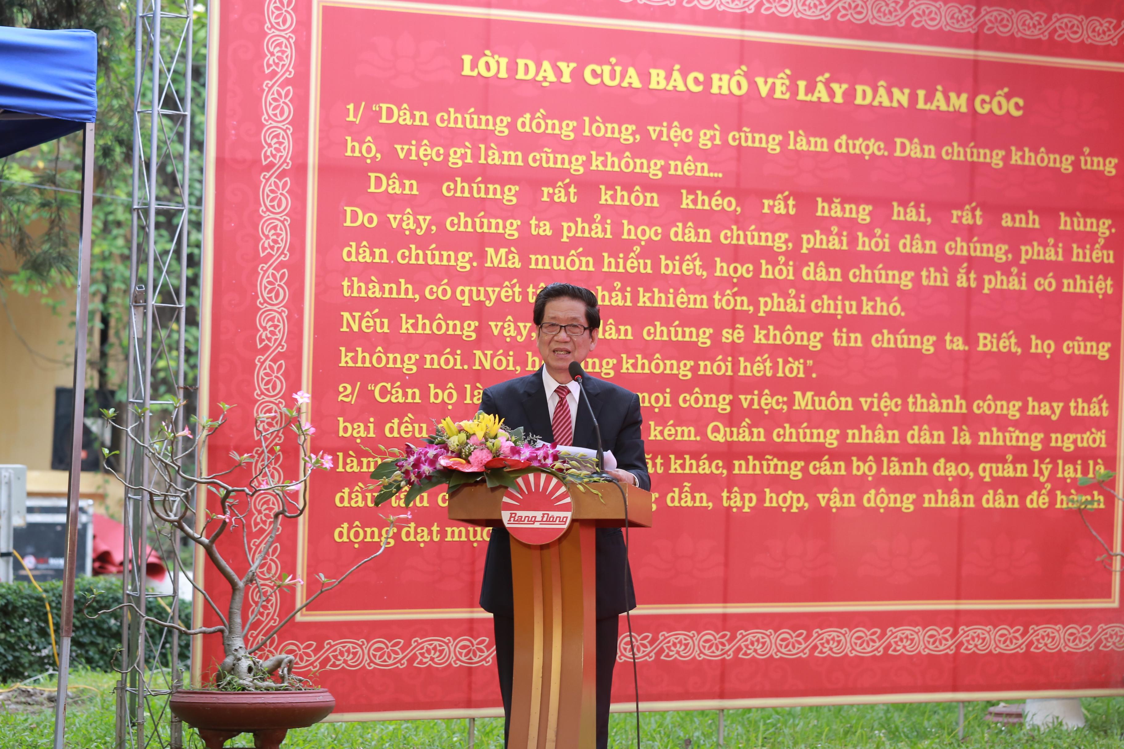 Công ty Cổ phần Bóng đèn Phích nước Rạng Đông kỷ niệm 54 năm Ngày Bác Hồ về thăm