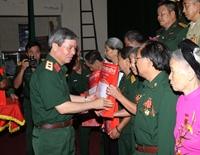 Người có công với cách mạng tỉnh Nghệ An tiếp tục phát huy truyền thống quê hương, là tấm gương sáng cho thế hệ trẻ