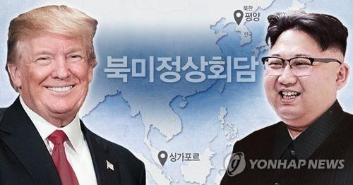 Hội nghị thượng đỉnh Mỹ - Triều Tiên sẽ diễn ra tại Singapore vào tháng tới