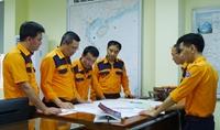 Học và làm theo Bác, thực hiện tốt công tác tìm kiếm cứu nạn trên biển