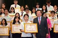 TP Hồ Chí Minh tuyên dương và khen thưởng 778 học sinh giỏi tiêu biểu