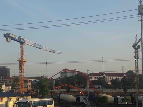 Thái Nguyên Liệu có sự dung túng cho những sai phạm tại Dự án chung cư Tecco Complex