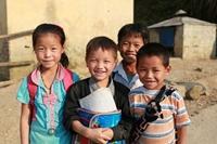 Nhiều chính sách phát triển giáo dục vùng đồng bào dân tộc thiểu số