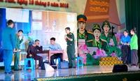 Sư đoàn 10 Quân đoàn 3 tổ chức Hội thi tuyên truyền, học tập và làm theo lời Bác Hồ dạy