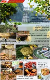 Info Những khoảnh khắc mùa thu Hà Nội