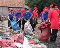 """1 282 tấn rác thải được thu gom qua Chiến dịch """"Hãy làm sạch biển"""""""