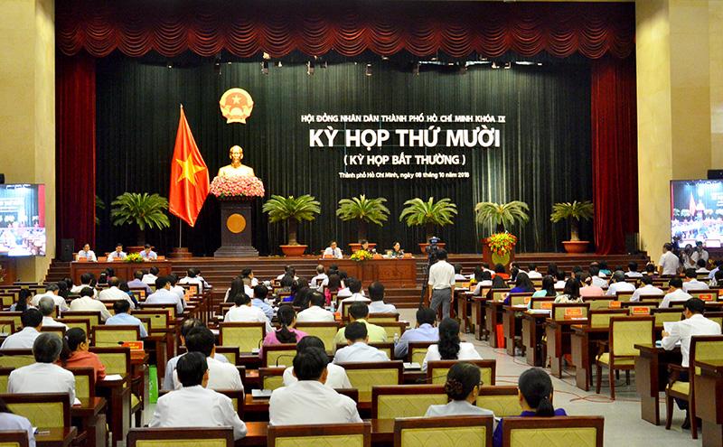 HĐND TP Hồ Chí Minh thông qua đề xuất xây nhà hát 1 500 tỷ đồng