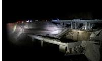 Lũ quét gây tai nạn giao thông nghiêm trọng ở Jordan
