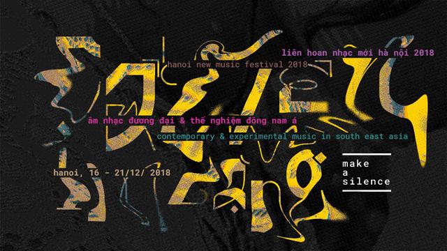 Liên hoan Nhạc mới Hà Nội  Cất lên im lặng