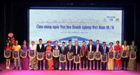 Liên hoan tiếng hát Doanh nhân - Sân chơi văn hóa văn nghệ của các doanh nghiệp Thủ đô