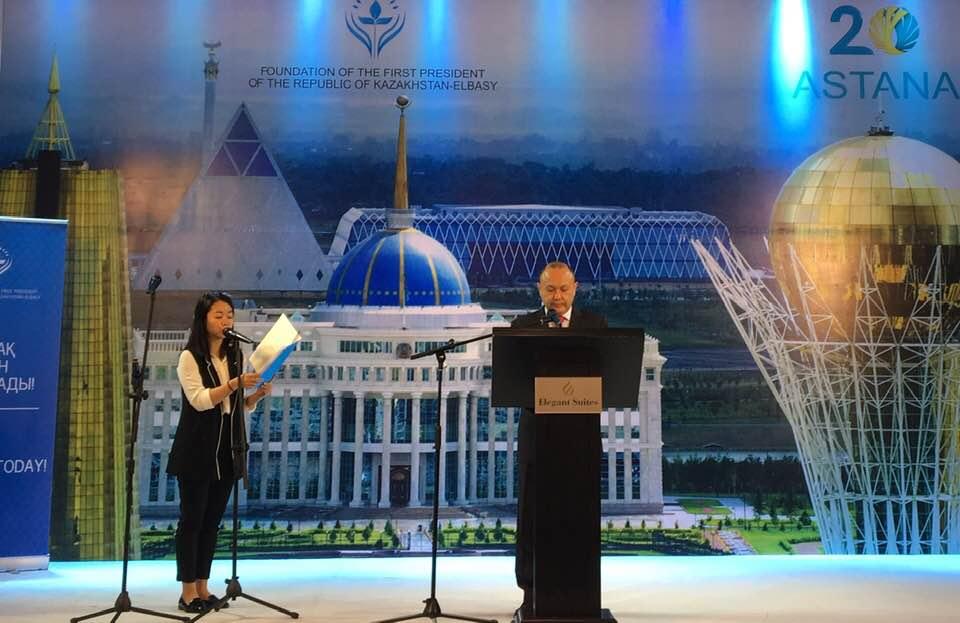 Triển lãm ảnh về đất nước Kazakhstan tại Hà Nội