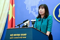 Việt Nam yêu cầu các nước tôn trọng và thực thi luật pháp quốc tế