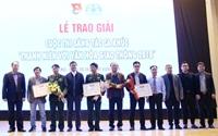 """Trao giải Cuộc thi sáng tác ca khúc """"Thanh niên với văn hoá giao thông"""" 2018"""