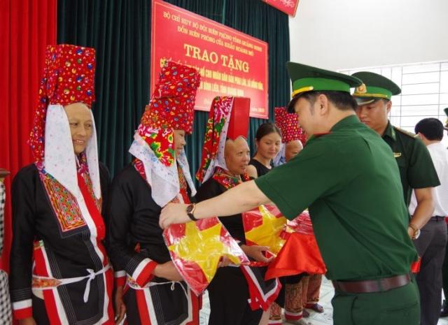 Biên phòng Quảng Ninh Ra sức thi đua hoàn thành tốt nhiệm vụ