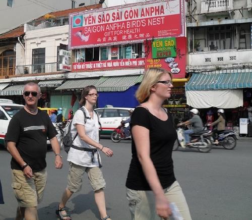 TP Hồ Chí Minh - điểm đến Hấp dẫn - Thân thiện - An toàn
