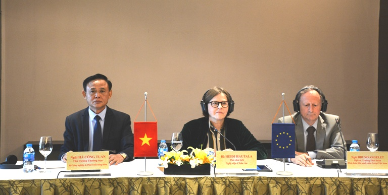 Việt Nam cam kết thực hiện hiệu quả việc kiểm soát nguồn gốc gỗ nguyên liệu