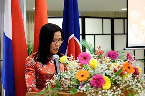Cộng đồng người Việt tại Hà Lan gặp mặt Mừng xuân Kỷ Hợi