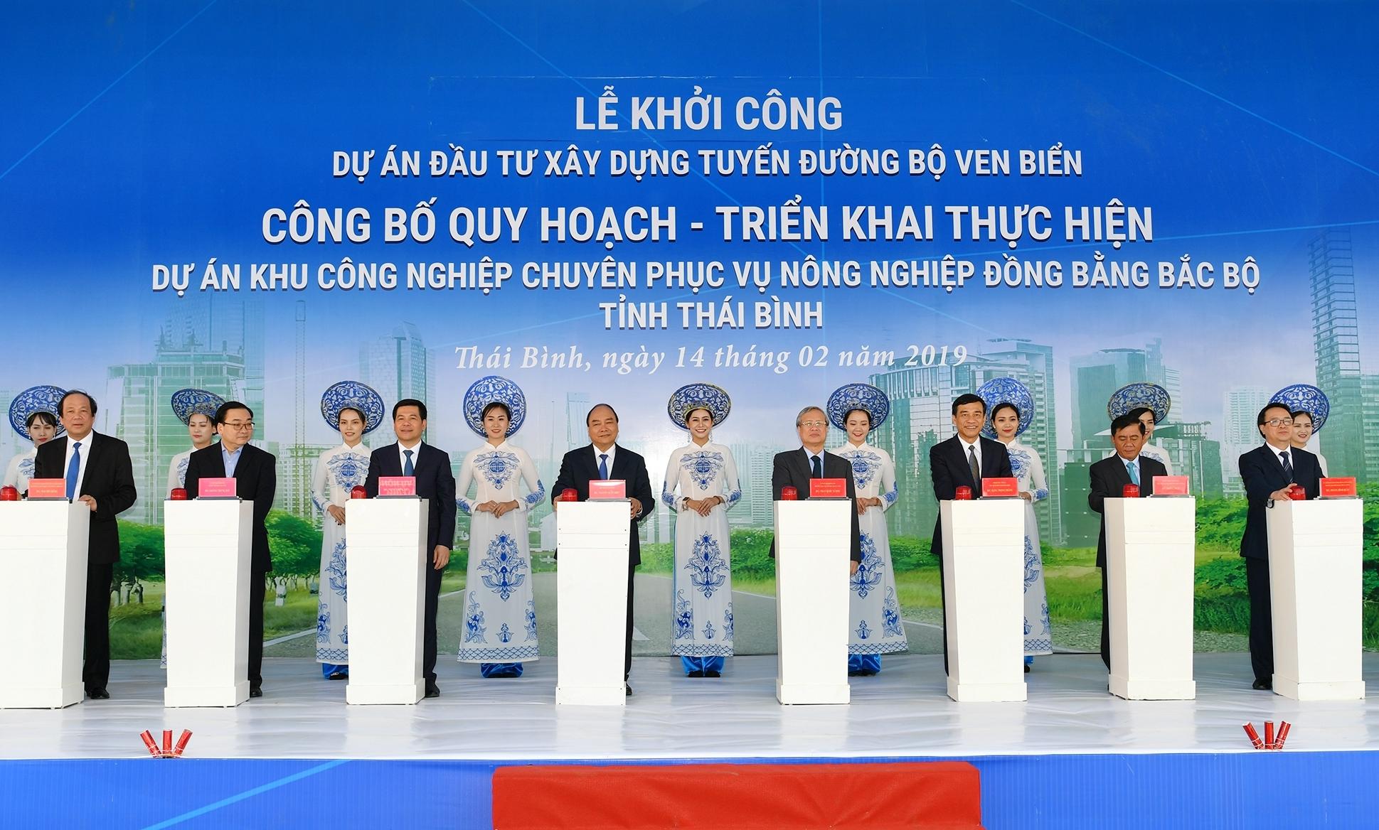 Thúc đẩy phát triển kinh tế - xã hội tỉnh Thái Bình