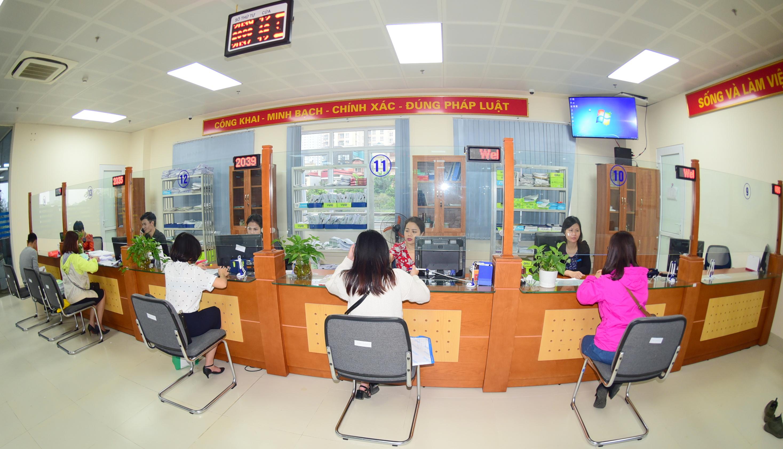 Hà Nội Khảo sát, đo lường sự hài lòng của người dân, tổ chức về sự phục vụ của ngành BHXH