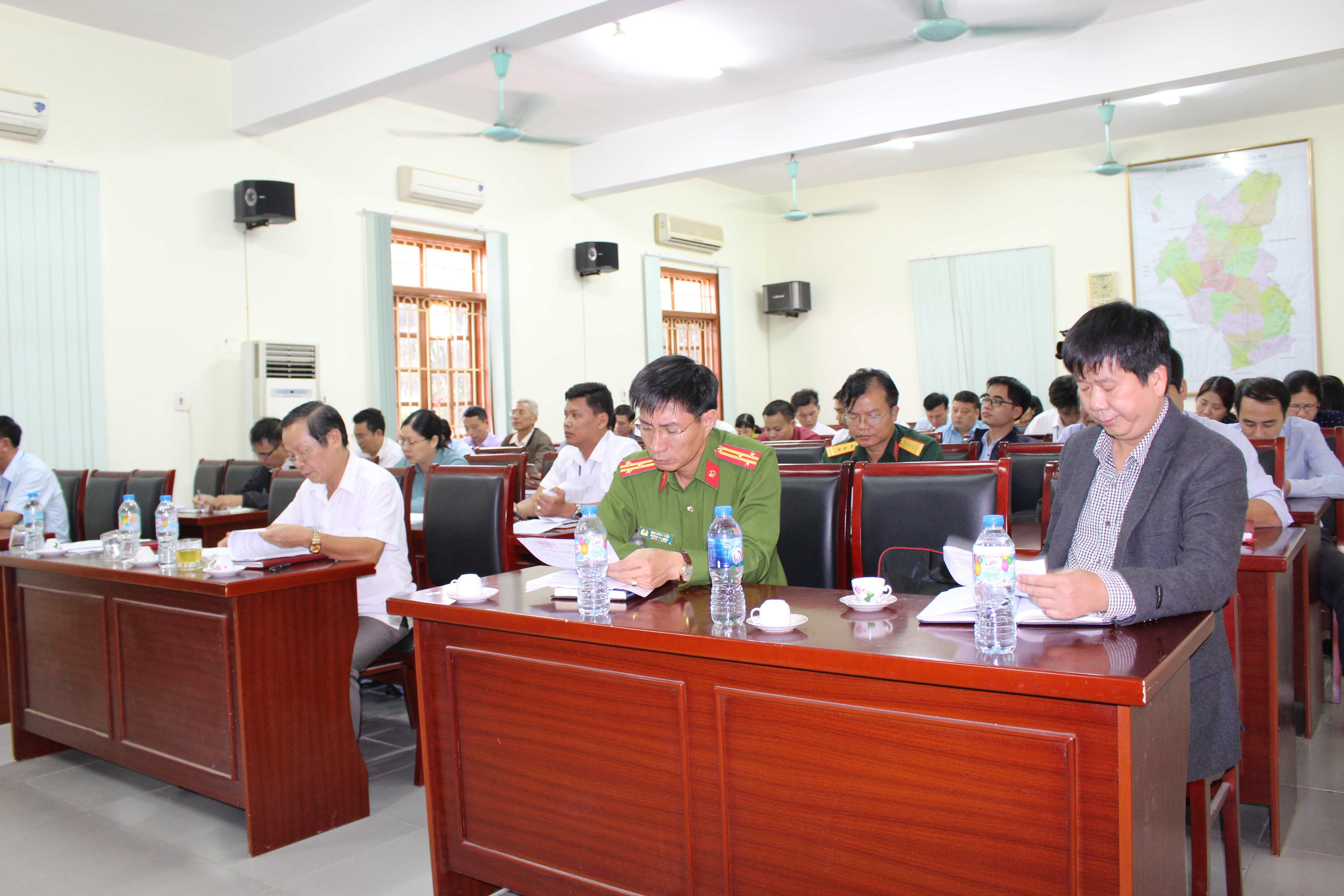 Huyện Ân Thi Hưng Yên  Chú trọng công tác tiếp dân và giải quyết khiếu nại, tố cáo