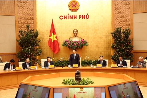 Phó Thủ tướng Vũ Đức Đam gặp gỡ các nhà khoa học tham gia 5 đề án khoa học lớn
