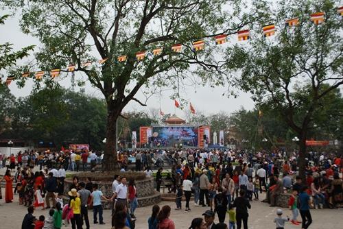Bắc Ninh Tưng bừng khai hội vùng Lim Xuân Kỷ Hợi 2019 