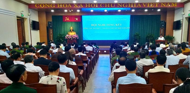TP Hồ Chí Minh Công tác chăm lo Tết Kỷ Hợi được tổ chức chu đáo