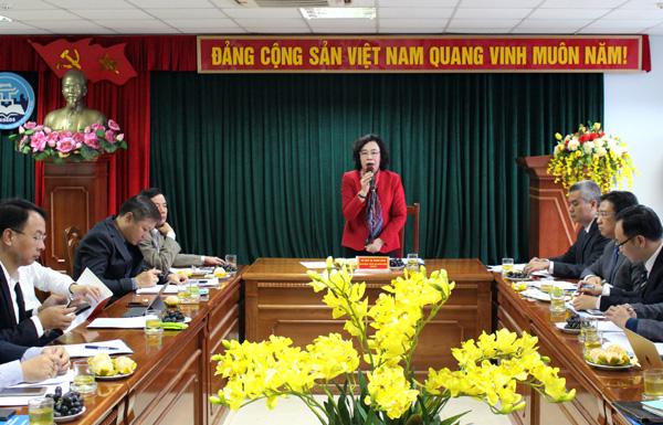 Hoàn thành chương trình nghiên cứu khoa học trọng điểm để chuẩn bị văn kiện Đại hội Đảng bộ TP Hà Nội