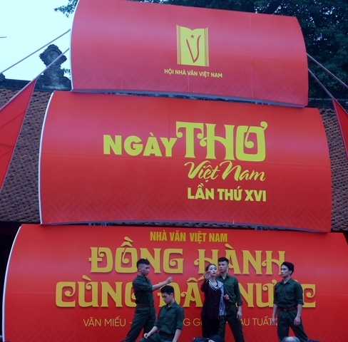 Ngày thơ Việt Nam 2019 Nhiều hoạt động tôn vinh, quảng bá văn học