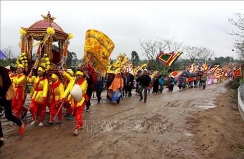 Khai mạc Lễ hội Đền Trần, Thái Bình