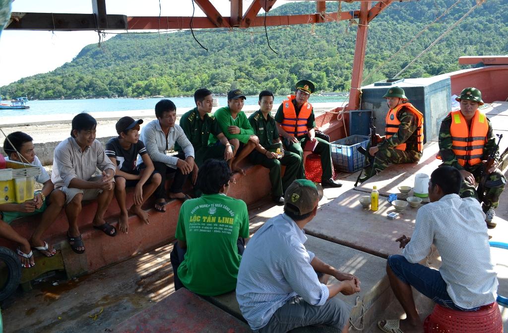 Kiên Giang tập trung phát triển kinh tế thủy sản bền vững 