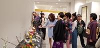 Việt Nam lần đầu tiên tham dự Triển lãm Ikebana vùng Kansai