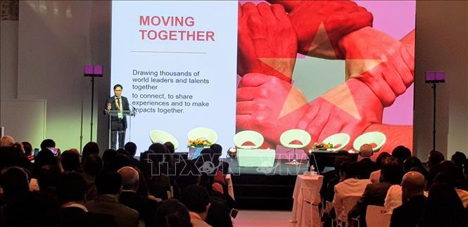 Diễn đàn người Việt có tầm ảnh hưởng vì một Việt Nam phát triển bền vững