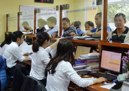 Hà Nội đẩy mạnh kết nối dịch vụ công trực tuyến