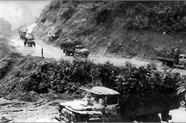 Tuyên truyền kỷ niệm 60 năm Ngày mở đường Hồ Chí Minh - Ngày truyền thống bộ đội Trường Sơn