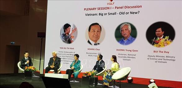 Kết nối những tài năng người Việt trên toàn thế giới