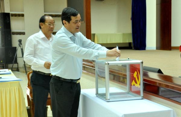Quảng Nam bầu Phó Bí thư Tỉnh ủy
