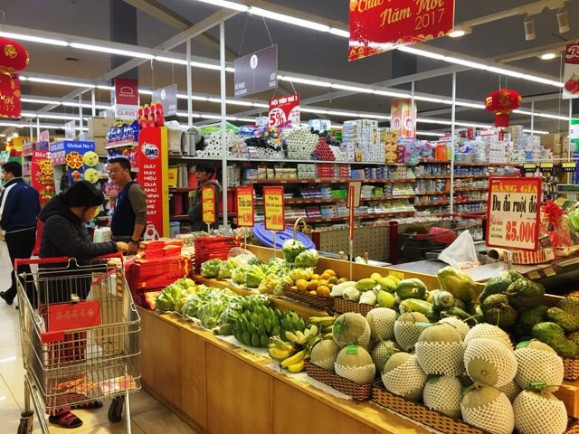Châu Âu – thị trường tiềm năng cho các mặt hàng nông sản Việt Nam