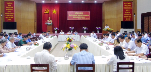 Kiên Giang Tiếp tục chú trọng thực hiện Quy chế dân chủ ở cơ sở