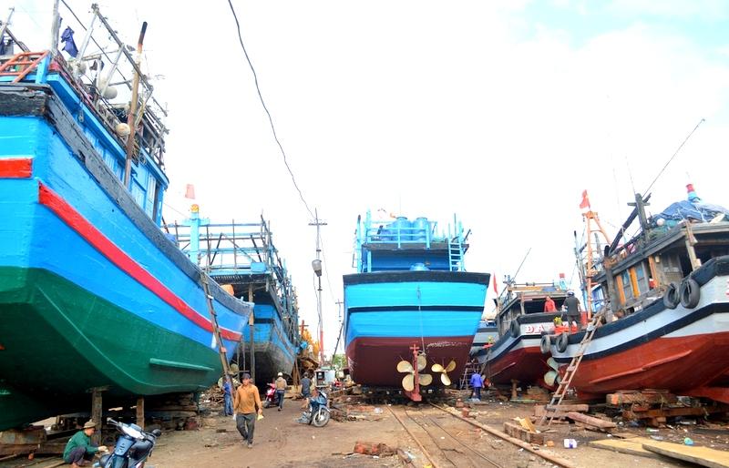 Ngư dân Đà Nẵng được hỗ trợ thêm 40 kinh phí mua bảo hiểm thân tàu từ 90 CV