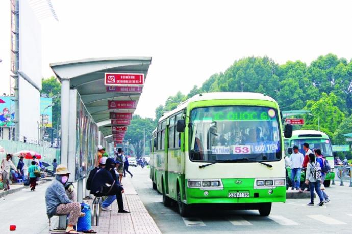 TP Hồ Chí Minh Điều chỉnh tăng giá vé xe buýt