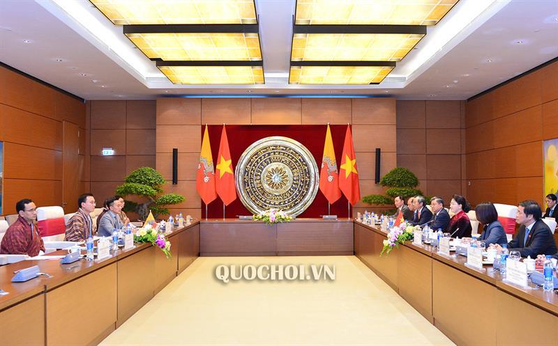 Việt Nam sẵn sàng chia sẻ kinh nghiệm với Bhutan trong phát triển kinh tế