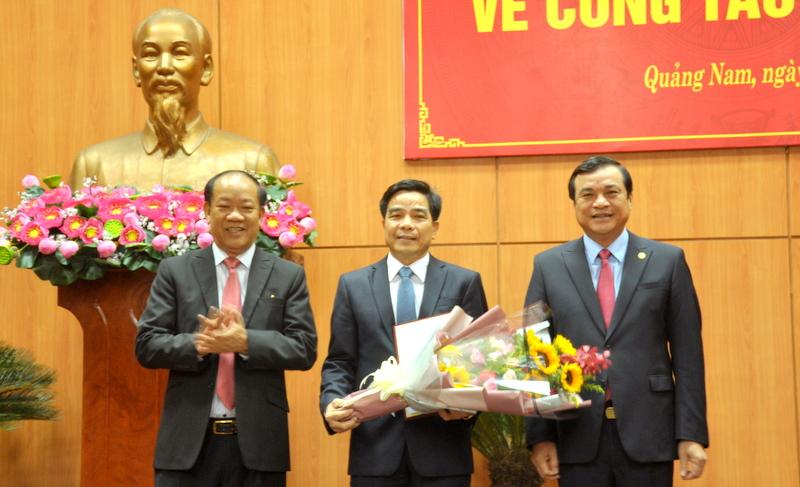 Quảng Nam Cán bộ chủ chốt thực hiện yêu cầu trách nhiệm nêu gương