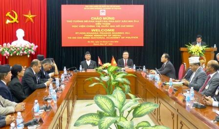 Chủ tịch Hồ Chí Minh là nhà lãnh đạo thế giới được ngưỡng mộ tại Nepal