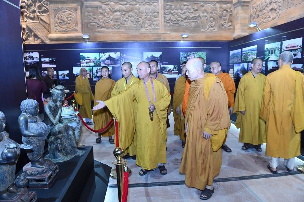 Khai mạc các sự kiện văn hóa Phật giáo chào mừng Đại lễ Vesak 2019