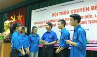 Bồi dưỡng thế hệ trẻ theo Di chúc Chủ tịch Hồ Chí Minh