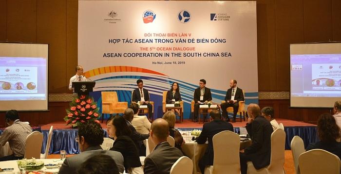 Thúc đẩy hợp tác ASEAN trong vấn đề Biển Đông