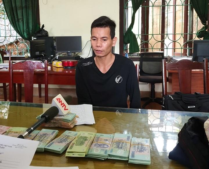 Đã bắt được hung thủ cướp ngân hàng ở Phú Thọ