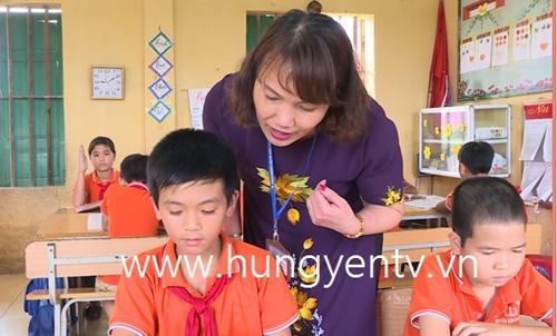 Cô giáo tiểu học ở Khoái Châu đăng ký hiến tặng mô, tạng cho y học